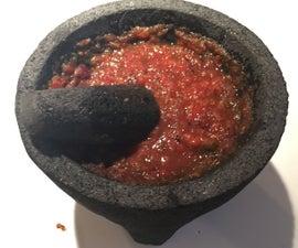 How to Make Salsa De Molcajete: an Authentic Mexican Salsa
