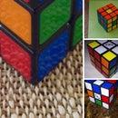 Cool Rubik's Cube Patterns