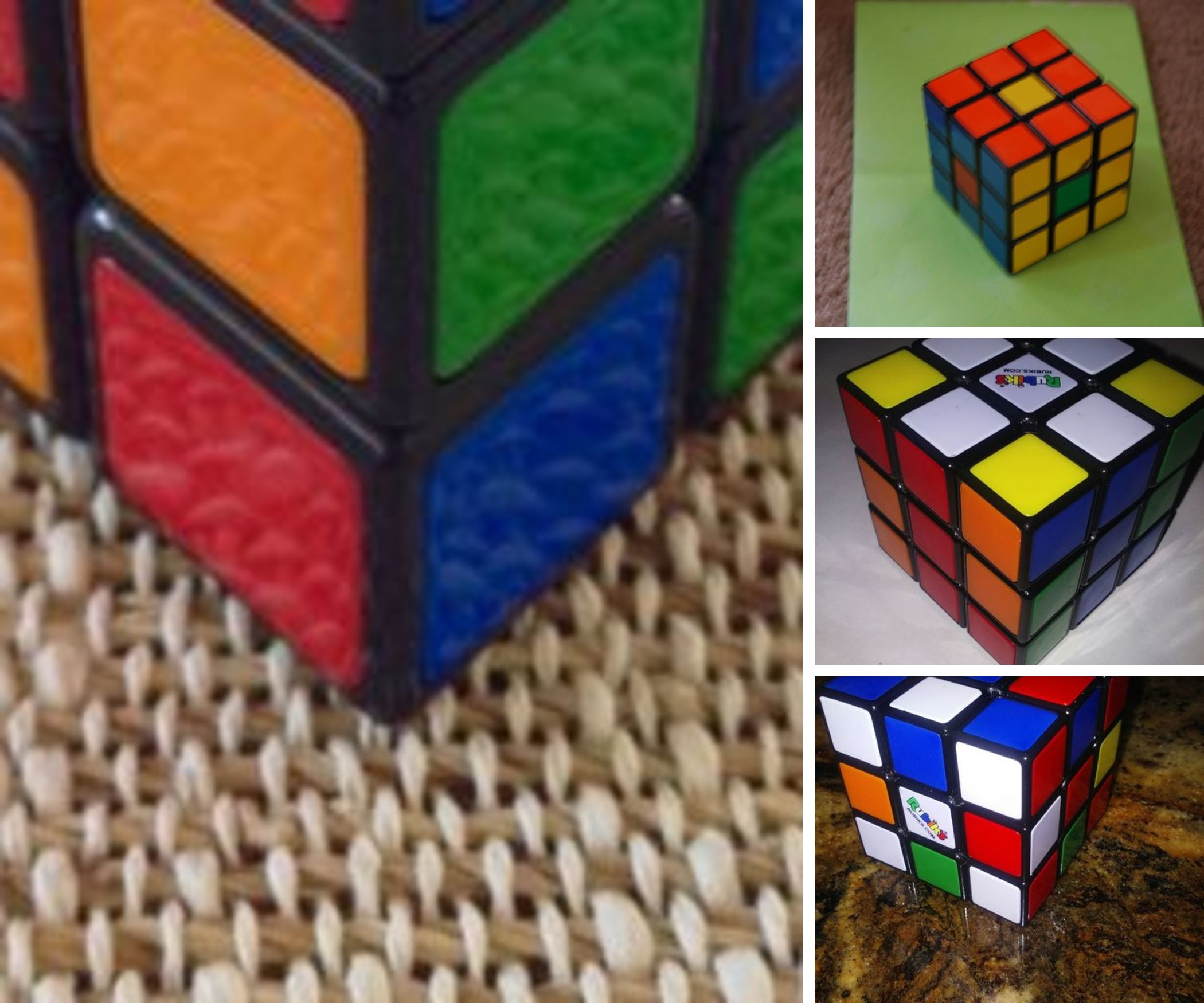Cool Rubik's Cube Patterns Awesome Design Ideas
