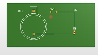 Pcb Designing Using Circuit Maker Altium 3 Steps Instructables