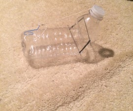 Water Bottle Mouse Trap