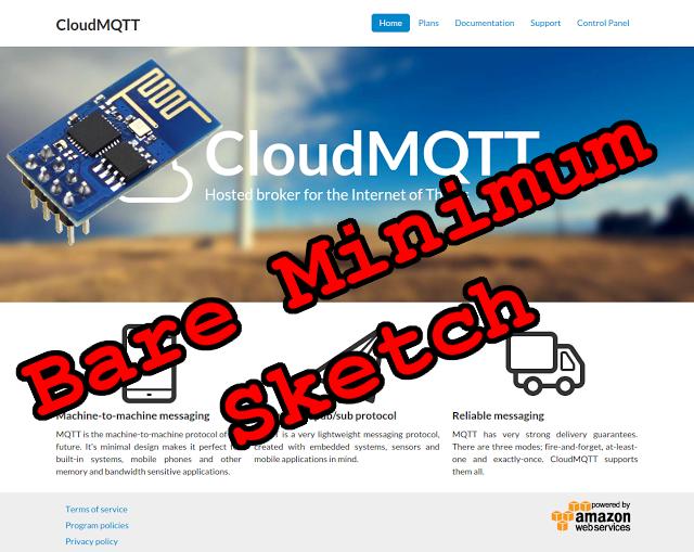 Picture of MQTT Bare Minimum Sketch for ESP8266