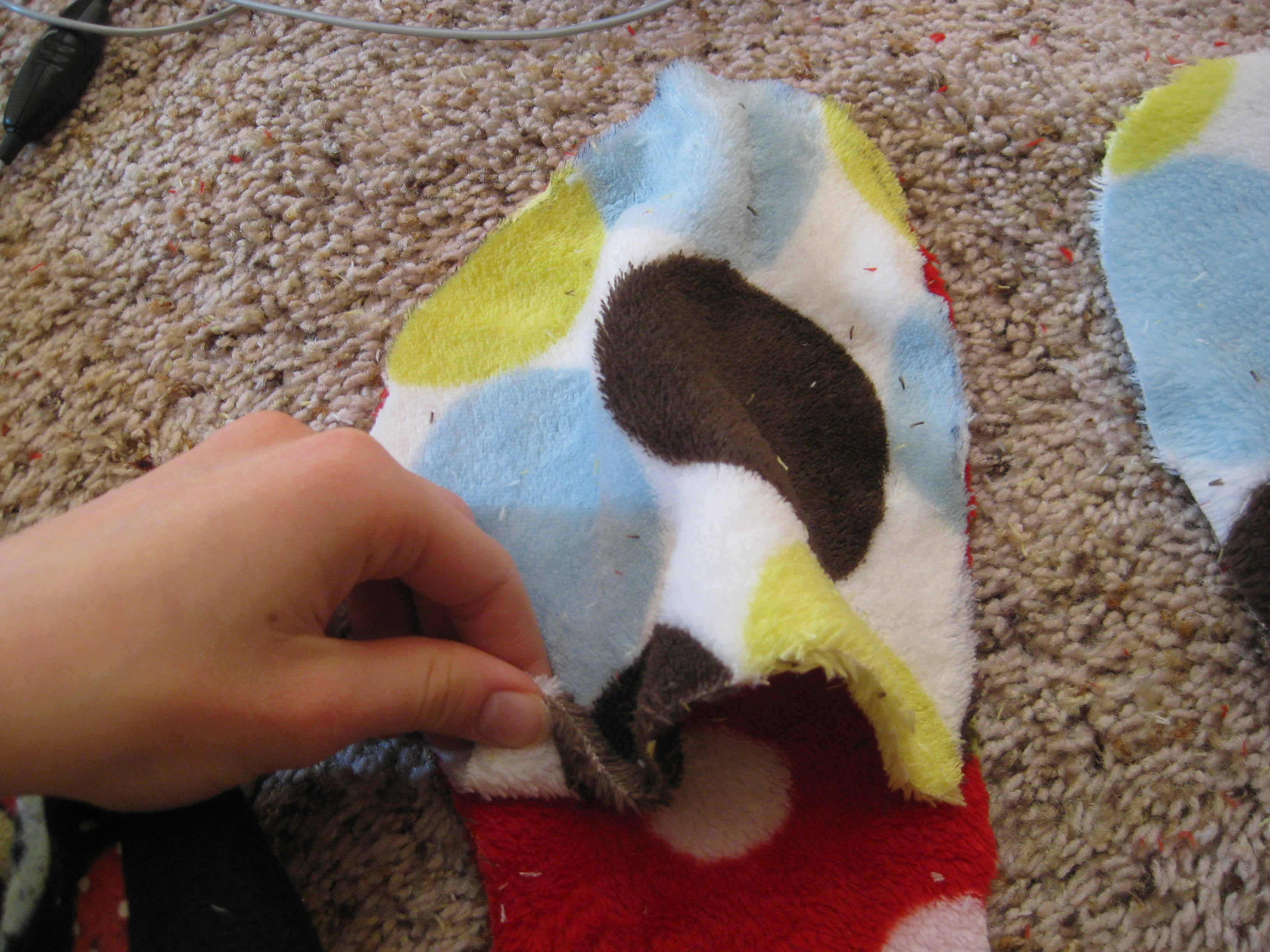Picture of Making the Feet
