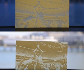 3D Printing Photographs - Using 3DS MAX