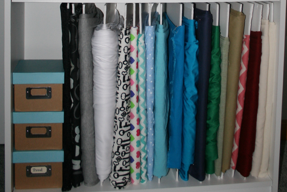 Picture of Store Your Fabrics