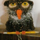 Owl Phone Purse