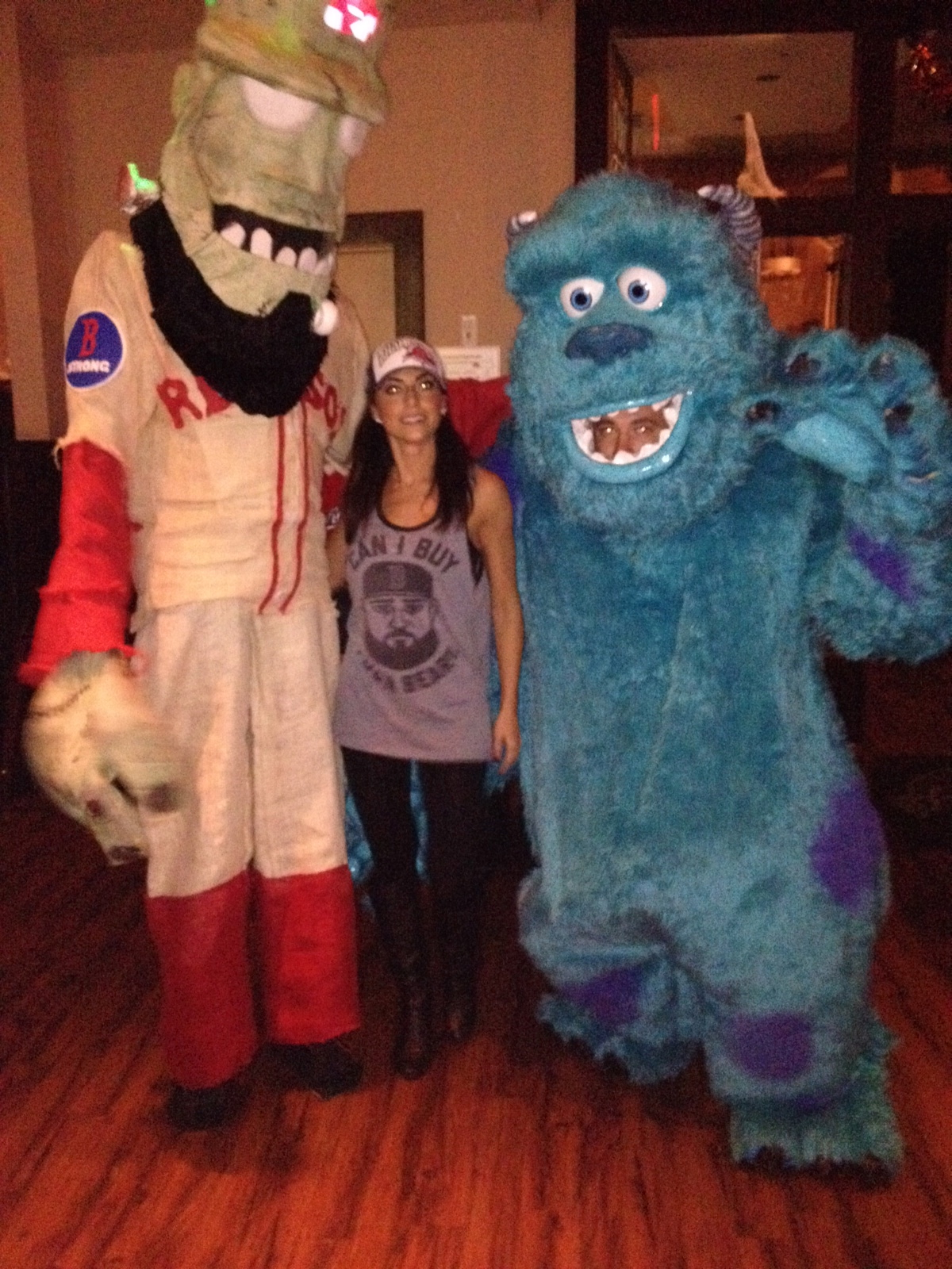 Picture of Sulley From Monsters University