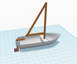 How to make a 3D printed Sailboat Toy