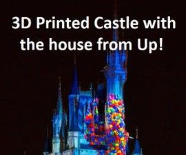 Up House x Cinderella Castle