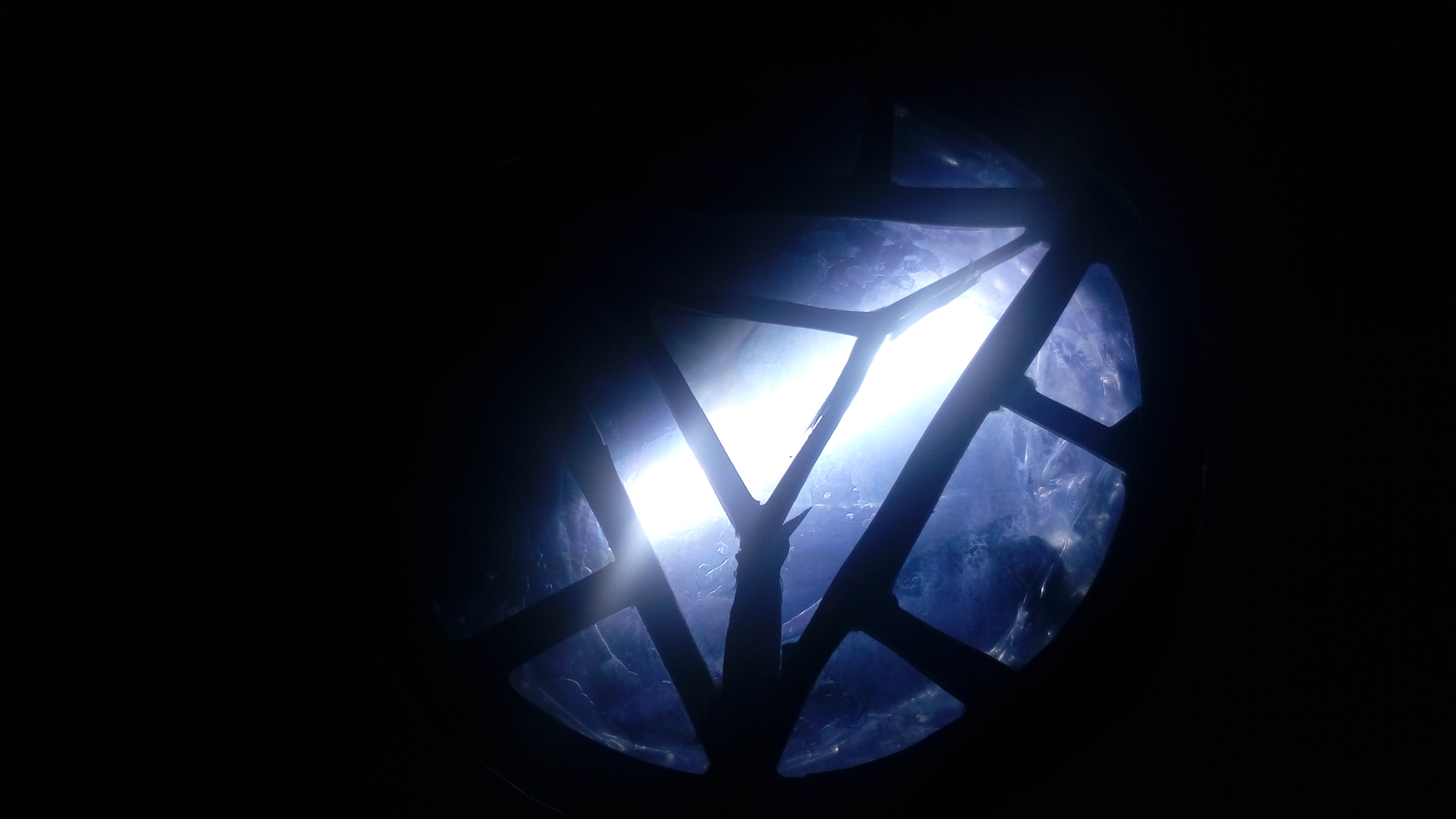 Picture of Iron Man Arc Reactor Is Ready!