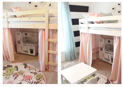 Our Flat Pack Mydal Bed Upgrade Is Done With!