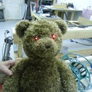 Evil Teddy Bear  (Omaha Makers Group)