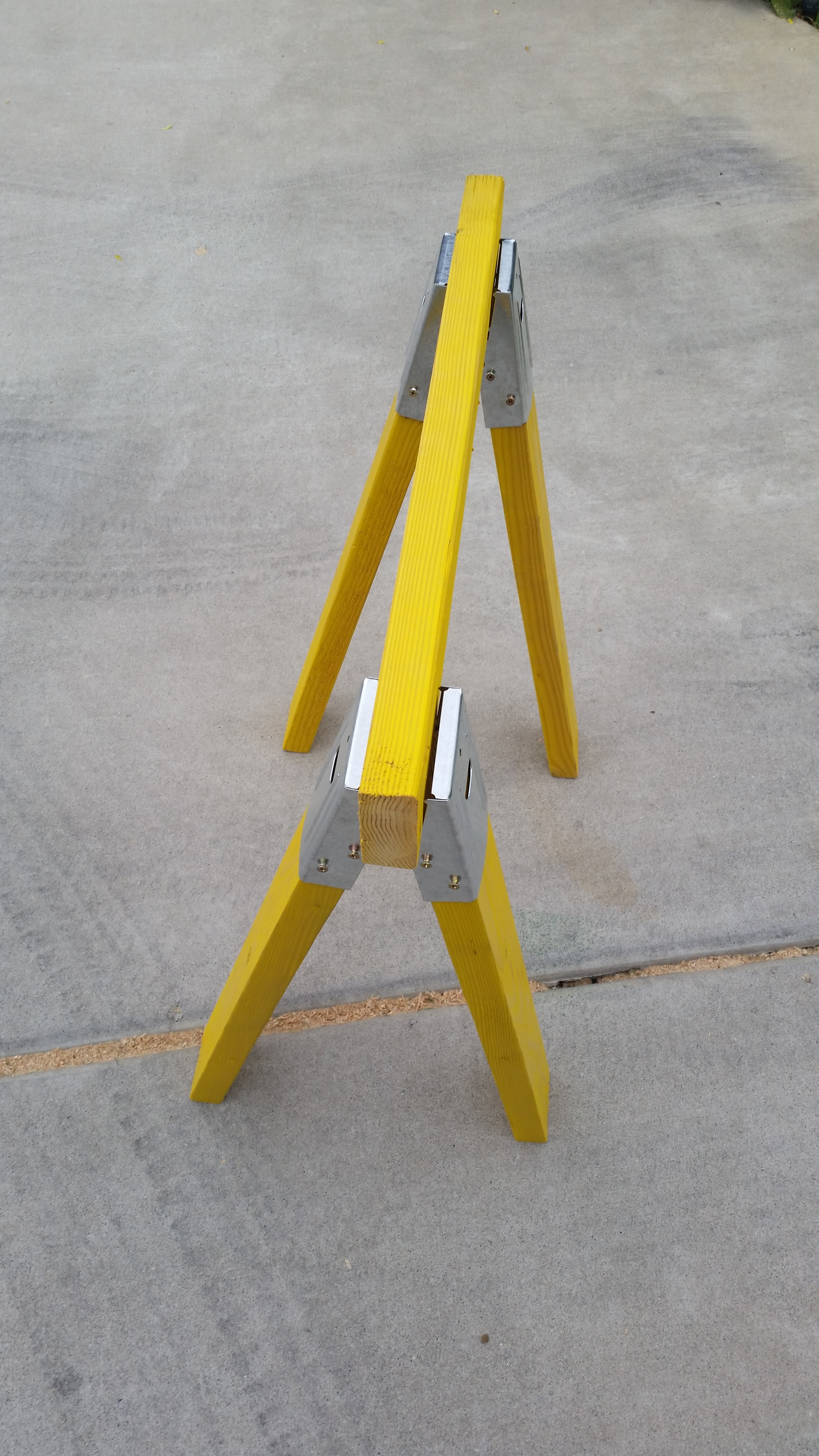 Picture of Build Sawhorses