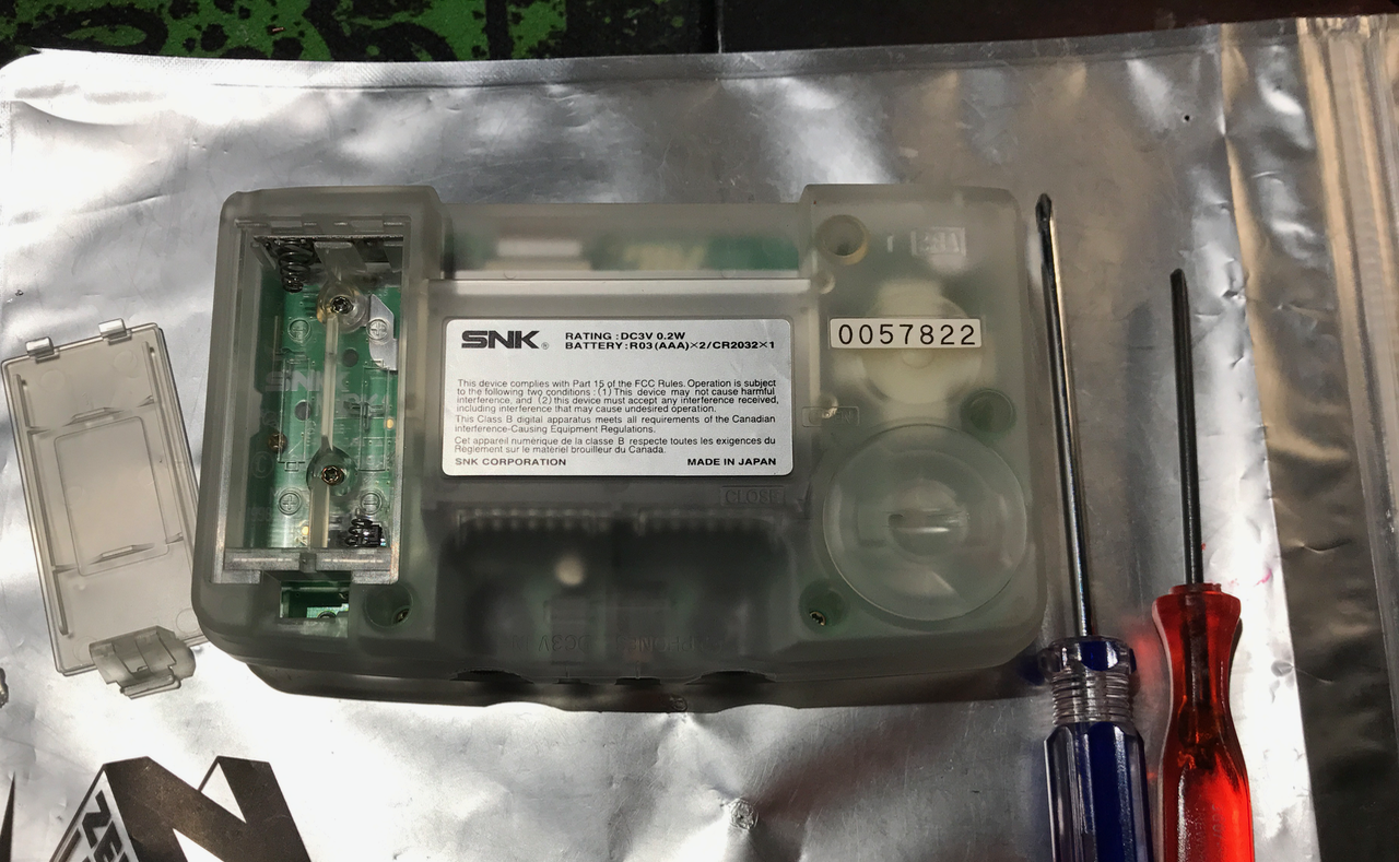 Picture of Take Apart the Device