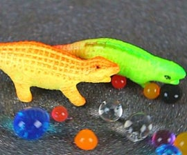 How to grow dinosaurs at home???