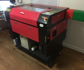 Laser Cutter Rebuild
