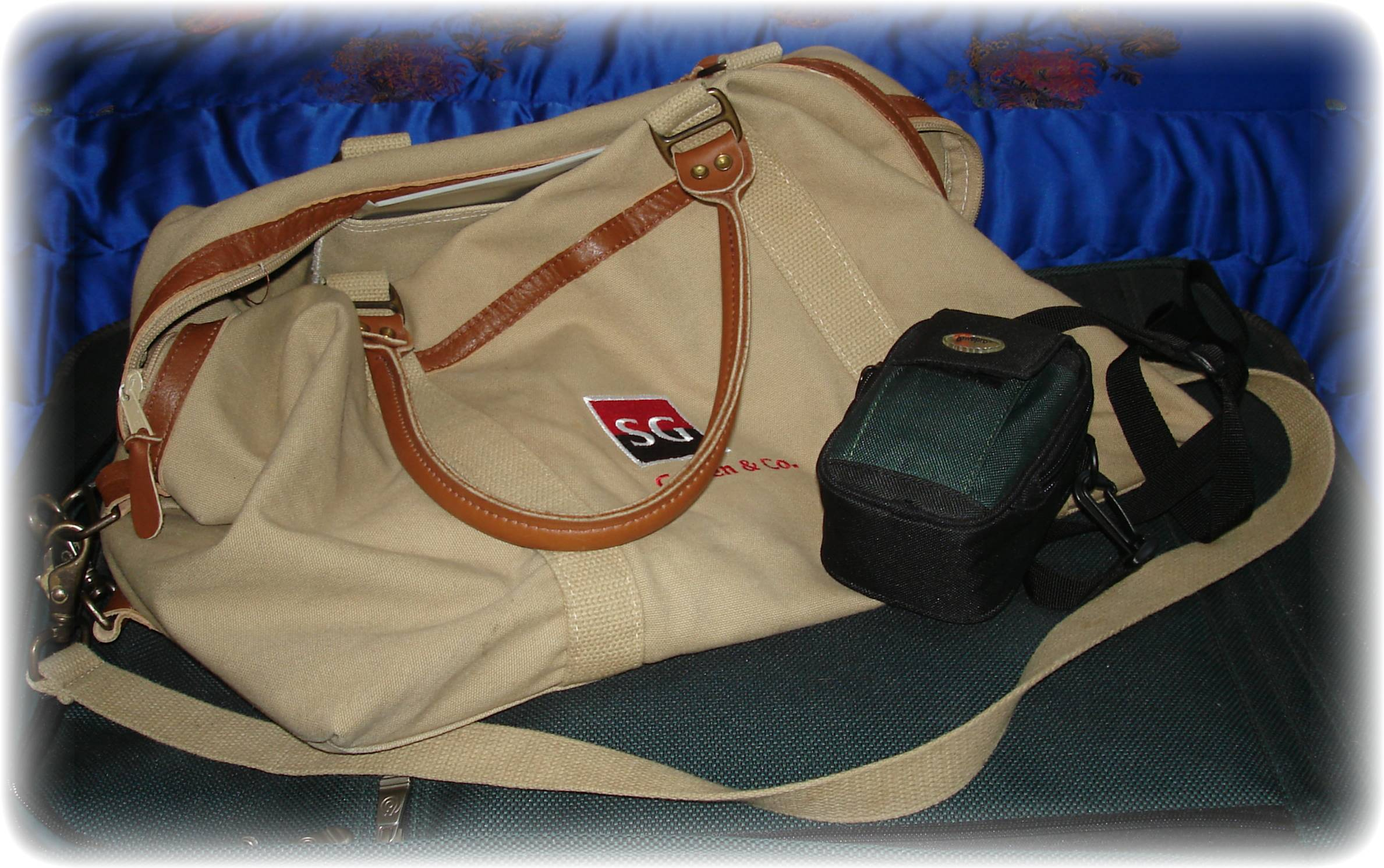 Picture of Don't Forget the Hand Luggage!