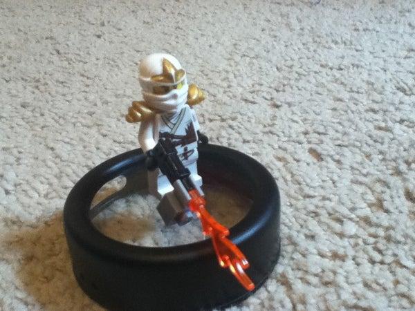 Lego Transformer Torch