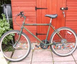 Camo Bike