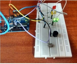 AMBULANCE-FRIENDLY TRAFFIC CONTROL SYSTEM —-wired version (pre-project)