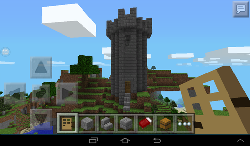 Minecraft Watch Tower 11 Steps Instructables