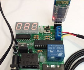 YATC5 - Temperature Controller Assembly Instructions
