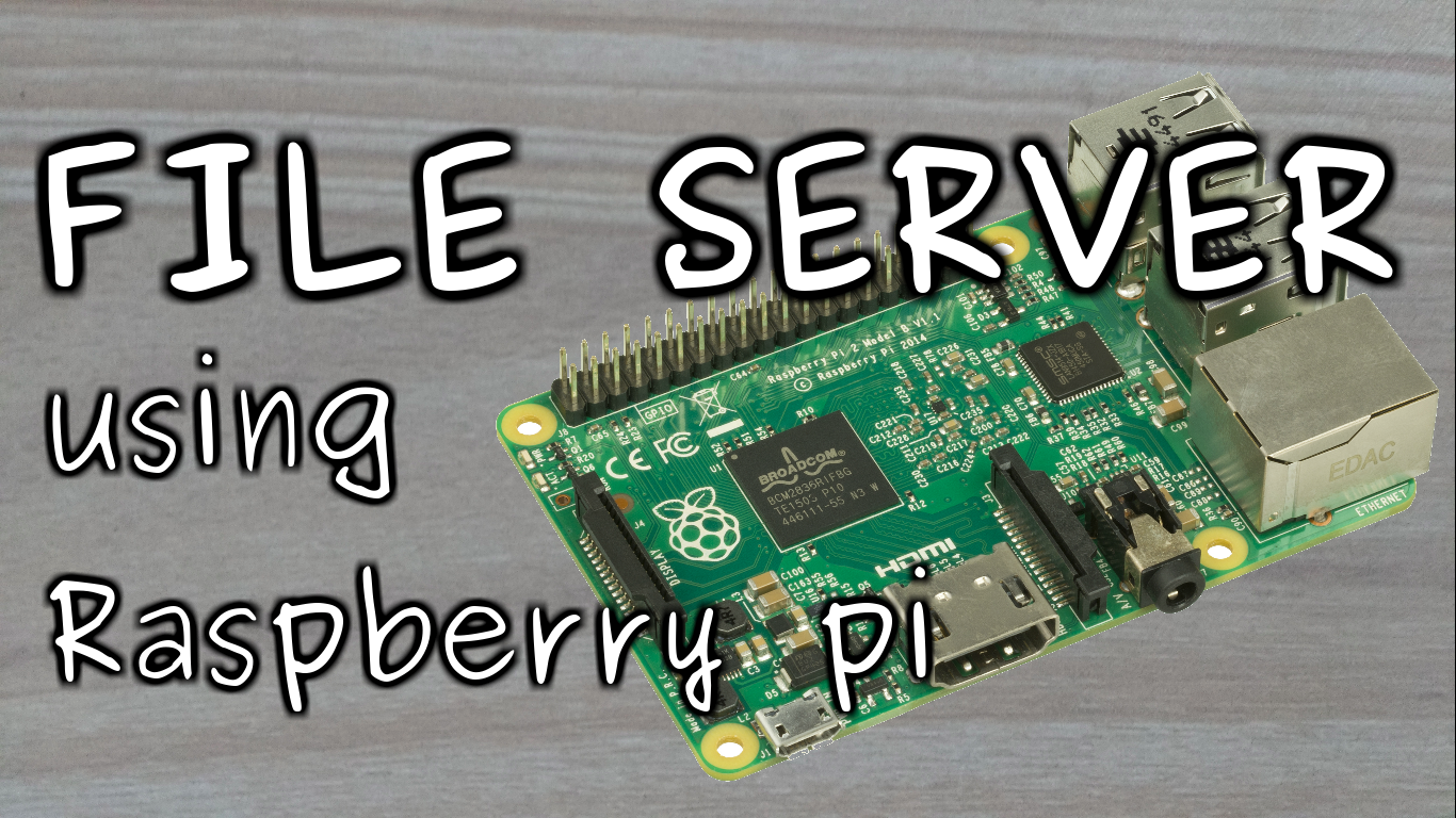 Picture of How to Make File Server Using Raspberry Pi
