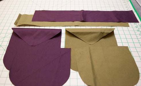 Make the Template, Cut the Fabric