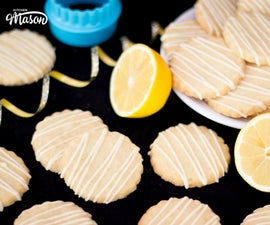 How to Make 4 Ingredient Lemon Cookies