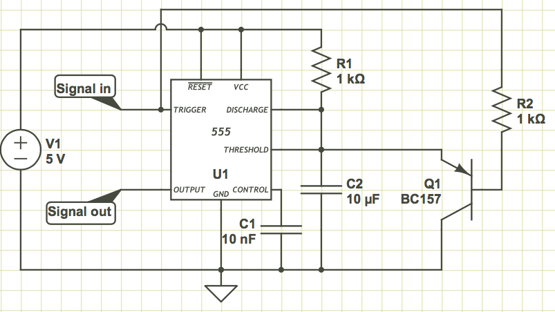 Picture of Problem 1: How to Intercept and Utilize Signal From LiftMaster's Safety Sensor?