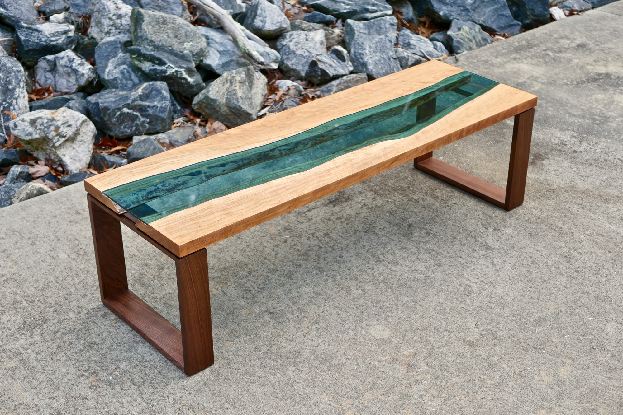Picture of Enjoy Your Live Edge River Table!