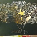 More Scratch Art!