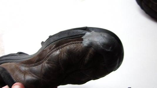 The Toe Hole