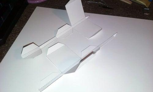 Cut & Pre-Fold