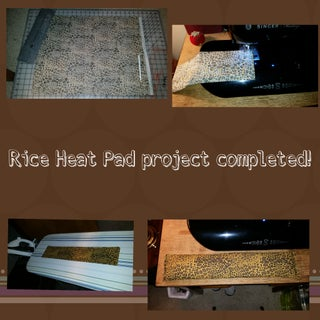 Making a Microwave Heat Bag
