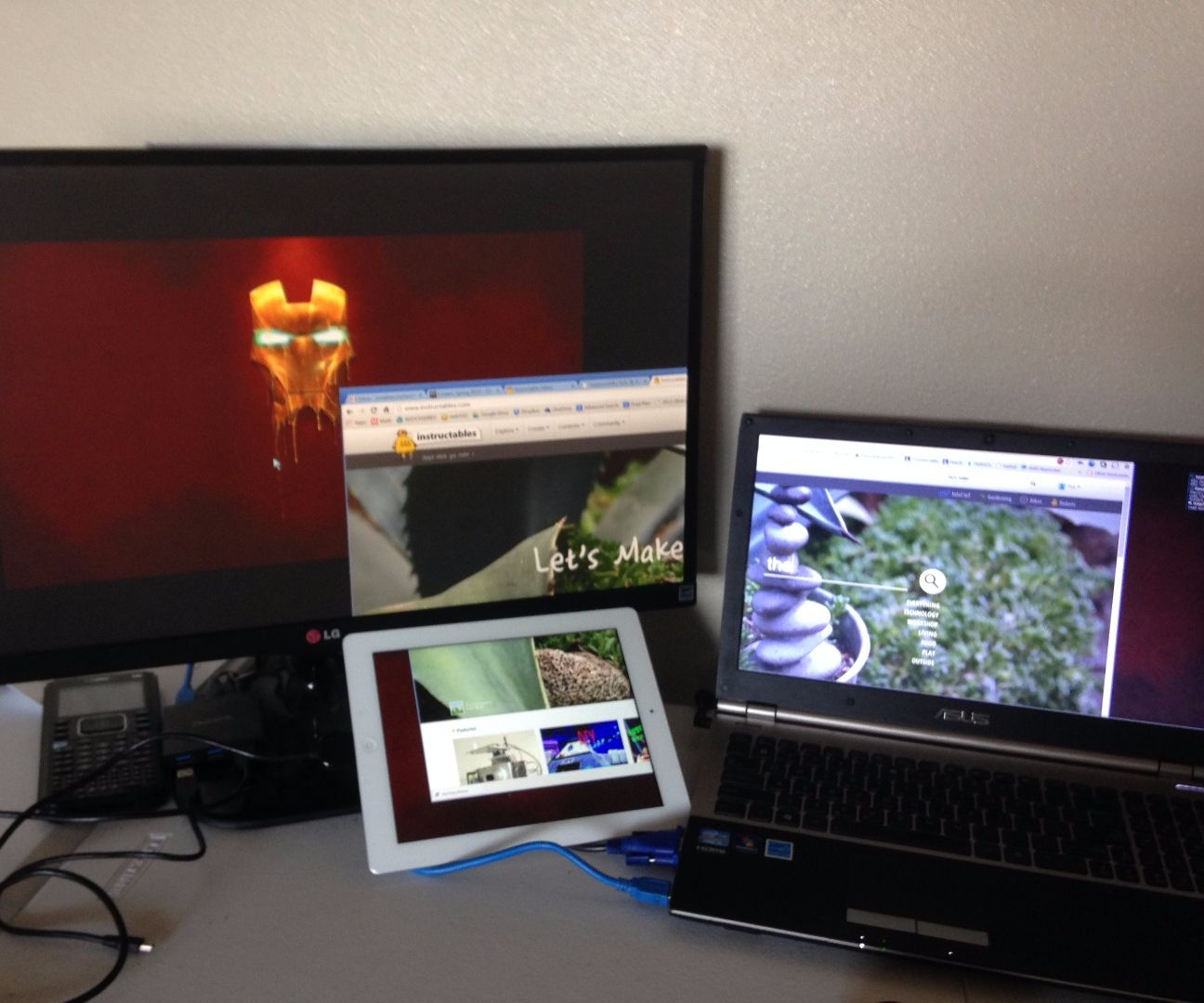 Tablet Second Monitor: 5 Steps (with Pictures)