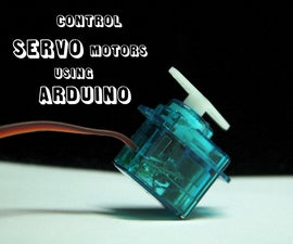 Using Servos with Arduino made easy !