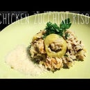 Chicken Zucchini Risotto