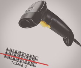 USB Barcode Scanner (Raspberry Pi)