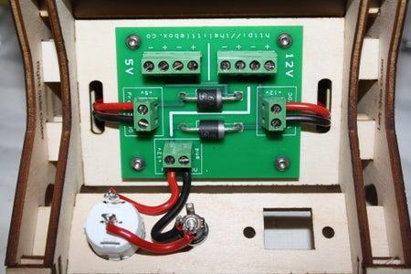 Mk II   Electronics