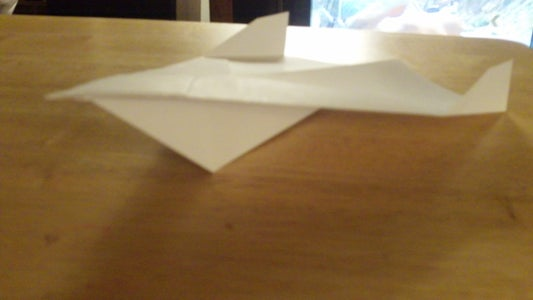 How to Make the Kingcobra Paper Airplane