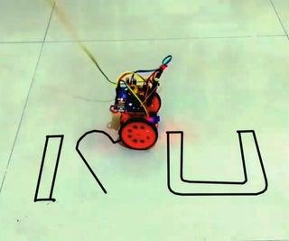 Snaily Bot Infinite Surface Drawing Bot