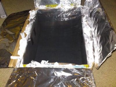 Step 5: Attach Foil