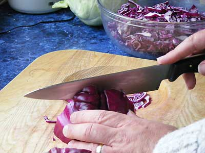 Picture of Shred the Cabbage