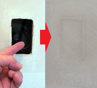 Fix a Hole in Drywall (Sheetrock)
