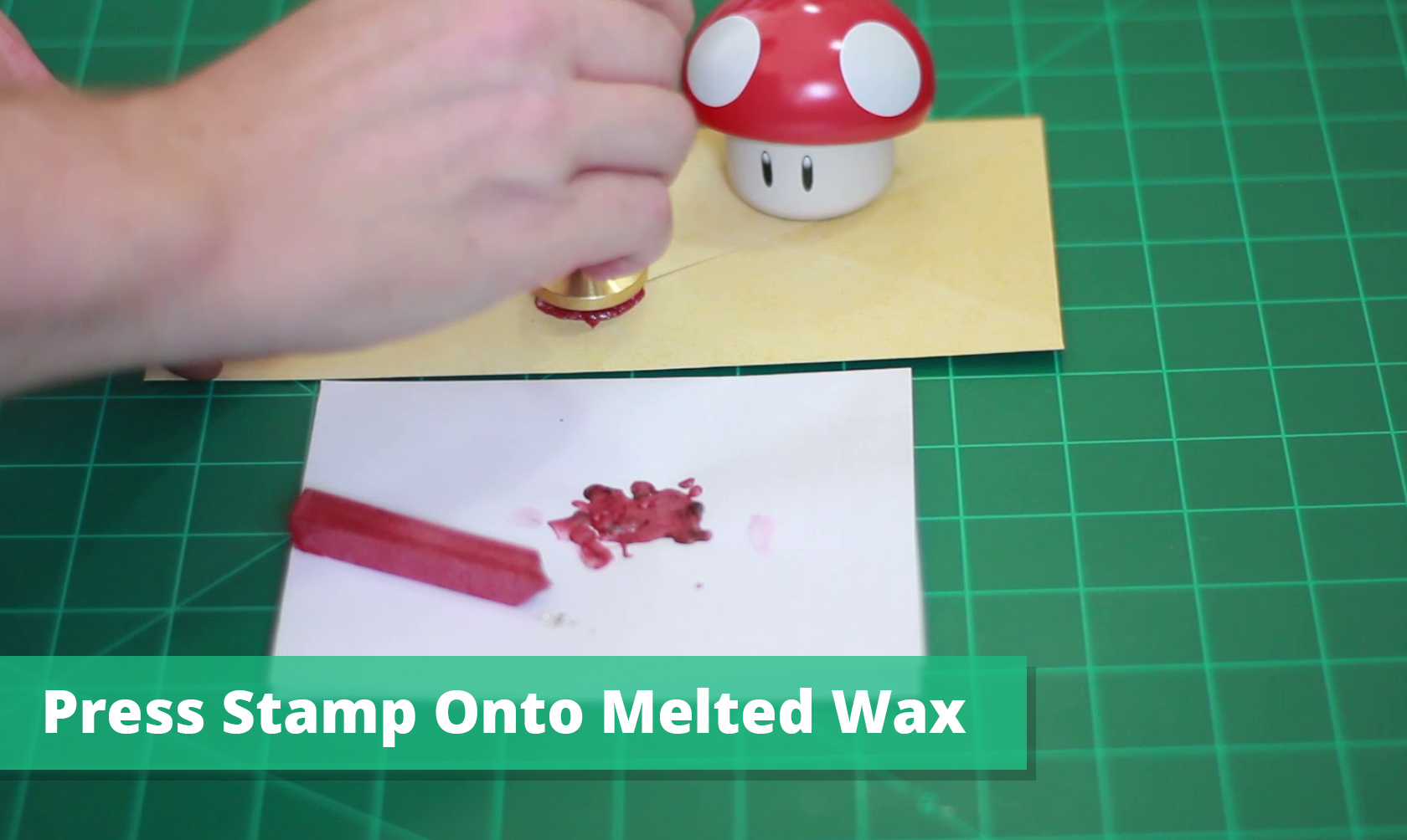 Picture of Seal It With Wax!
