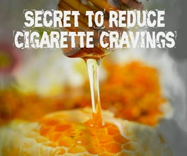Easy Snack to Help You Quit!