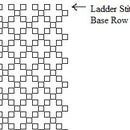 Bead weaving: Chenille Stitch Graph Paper (Updated)