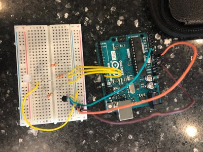 Plugging in the Temperature Sensor