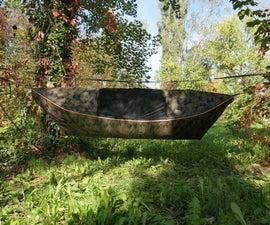 KP bridge hammock, tarp,viseća ležaljka,šatorsko krilo